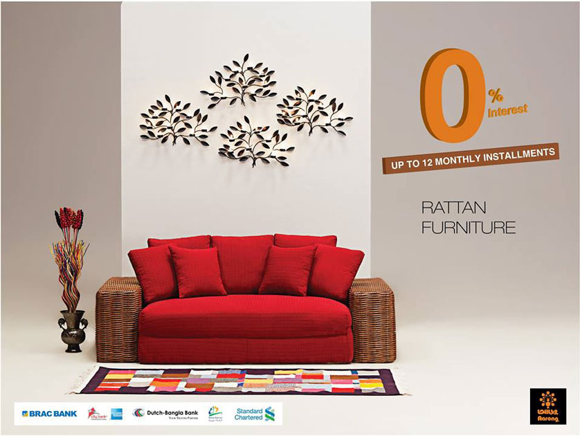 Aarong Rattan Furniture Communication 4