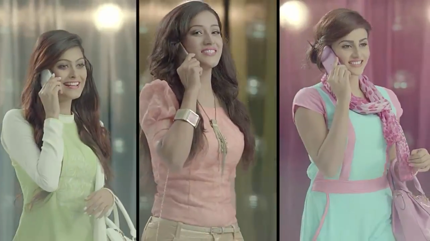 Symphony TVC - It's A Girl Thing - Ads of Bangladesh