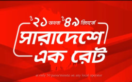 Robi New Year Bonanza Campaign