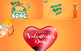 Twing Valentines Day 2019 Campaign - Breakup Song