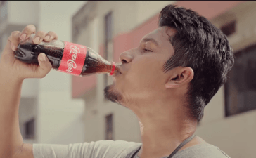CocaCola - Bangla Ekhon Bangla Tokhon Campaign